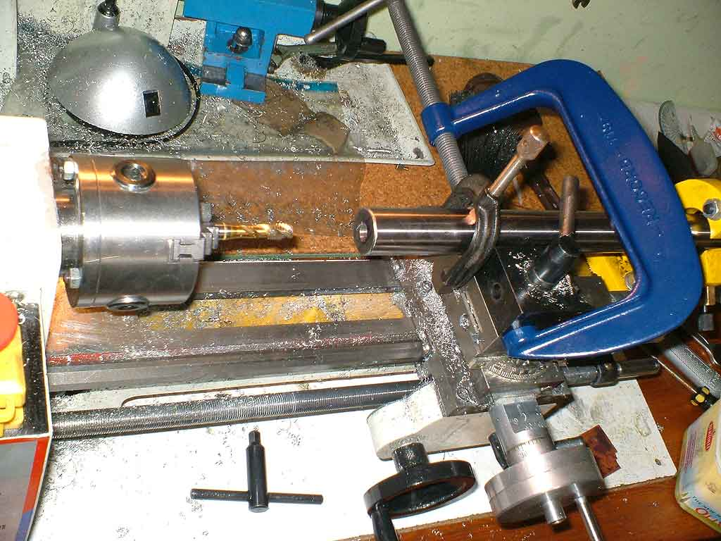 mini lathe projects