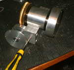 home made rotary table indexer